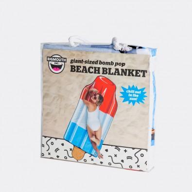 Пляжное покрывало - полотенце Ice pop