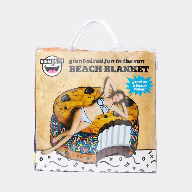 Пляжное покрывало - полотенце Ice cream cookie