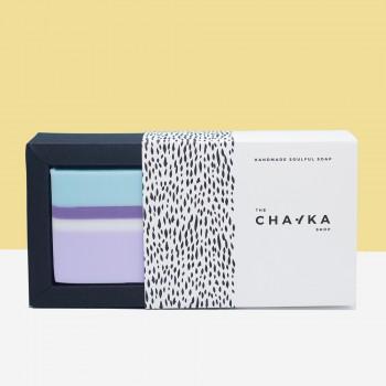 Мыло Lavender Stripes | Аромат лаванды
