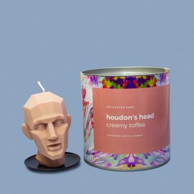 Свеча Houdons Head | Аромат ириски