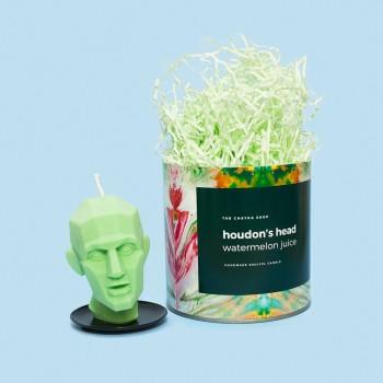 Свеча Houdons Head | Аромат арбуза