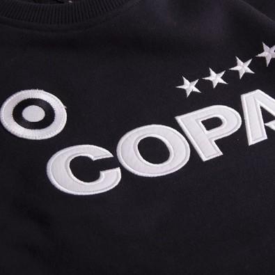 Свитшот с логотипом COPA черный