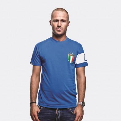 Футболка капитана сборной Italy синяя