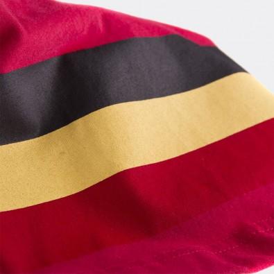 Футболка капитана сборной Belgium красная