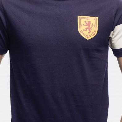 Футболка капитана сборной Scotland синяя