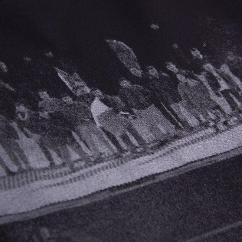 Футболка с принтом Dalymount Park черная
