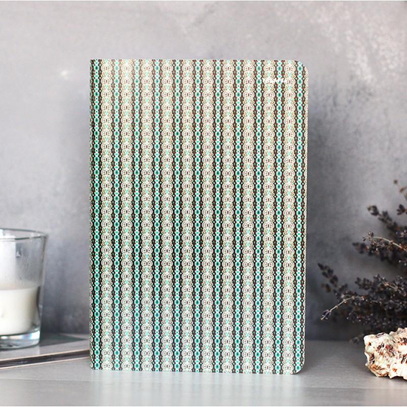 Блокнот с принтом Wallpapers формат А5