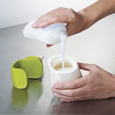 Диспенсер для мыла CPump серый