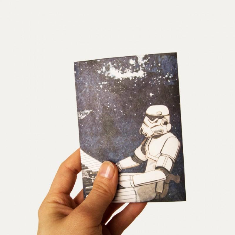 Обложка на паспорт NEW WALLET STAR WARS