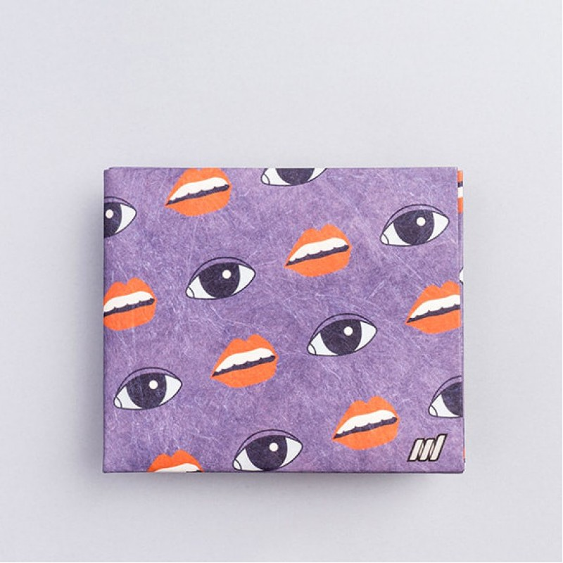 Кошелек NEW WALLET Lipseyes