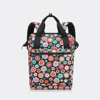 Рюкзак Allrounder R | Happy flowers dark