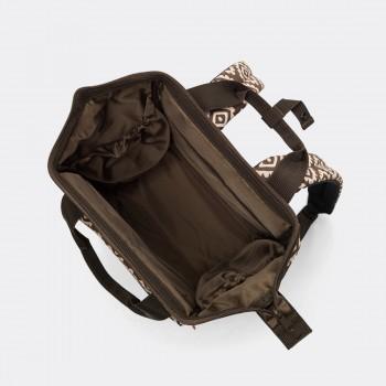 Рюкзак Allrounder R | Diamonds кофейный