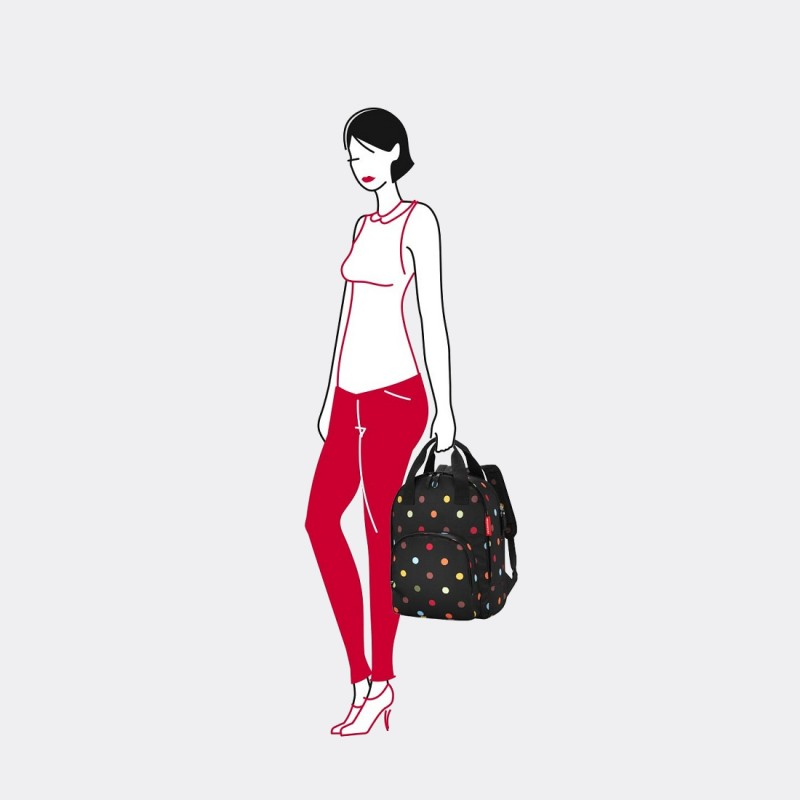 Рюкзак Easyfitbag Dots черный