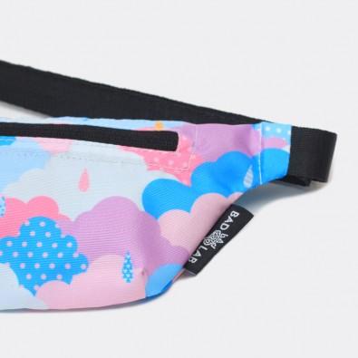 Детская сумка на пояс с принтом Clouds