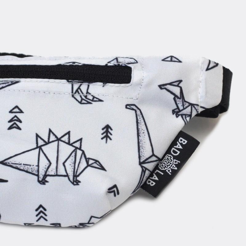 Детская сумка на пояс с принтом Dino