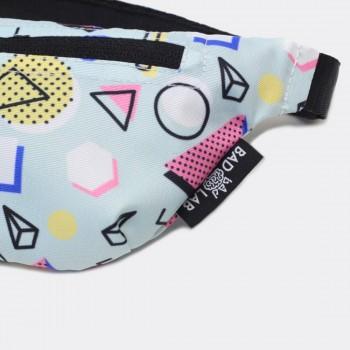 Детская сумка на пояс с принтом Shape