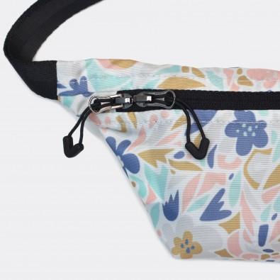 Детская сумка на пояс с принтом Garden