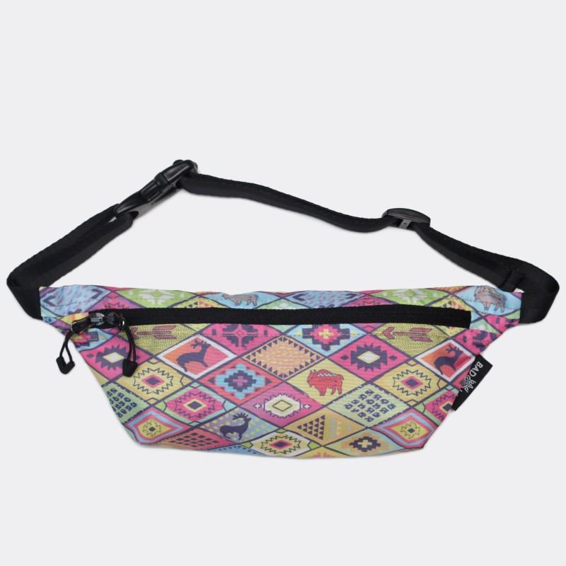 Детская сумка на пояс с принтом Indian