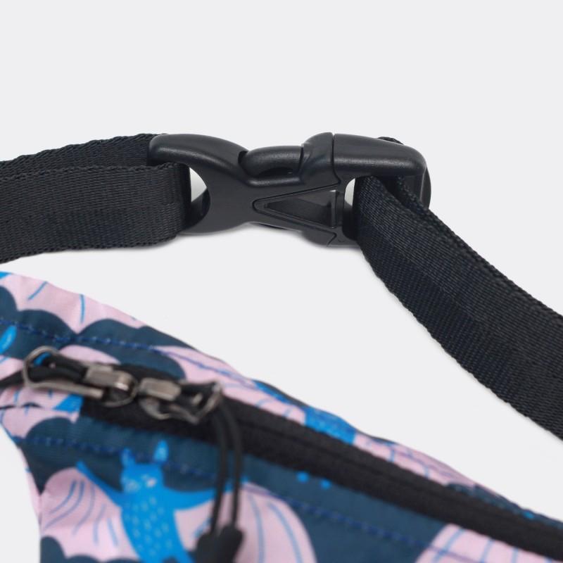 Детская сумка на пояс с принтом Bats