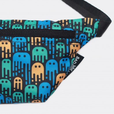 Детская сумка на пояс с принтом Octopuses