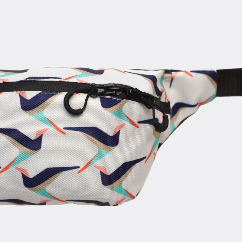 Поясная сумка Pase с принтом Birds