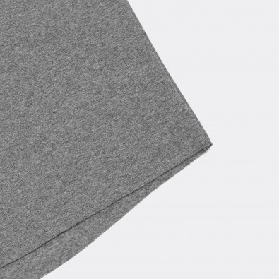 Футболка с вышивкой Eden Hazard | Chelsea темно-серый меланж