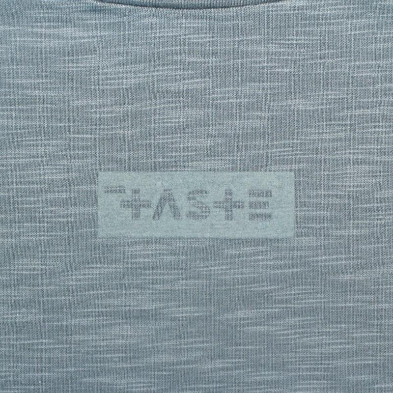 Лонгслив Base Raglan свободного кроя серый