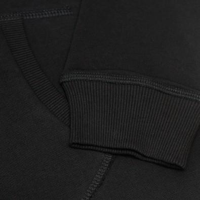 Толстовка с капюшоном SP based черный