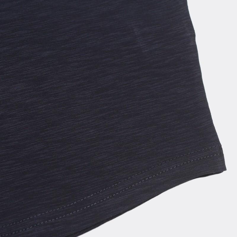 Футболка с вышивкой Ibrahimovic | LA Galaxy темно-синий меланж