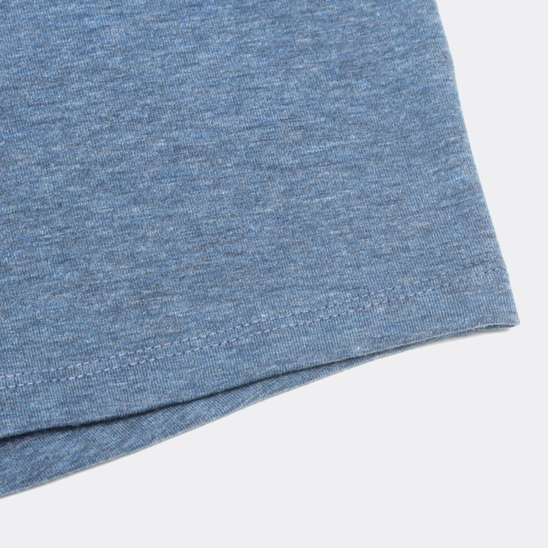 Футболка с вышивкой Aguero | Manchester City сиреневый меланж