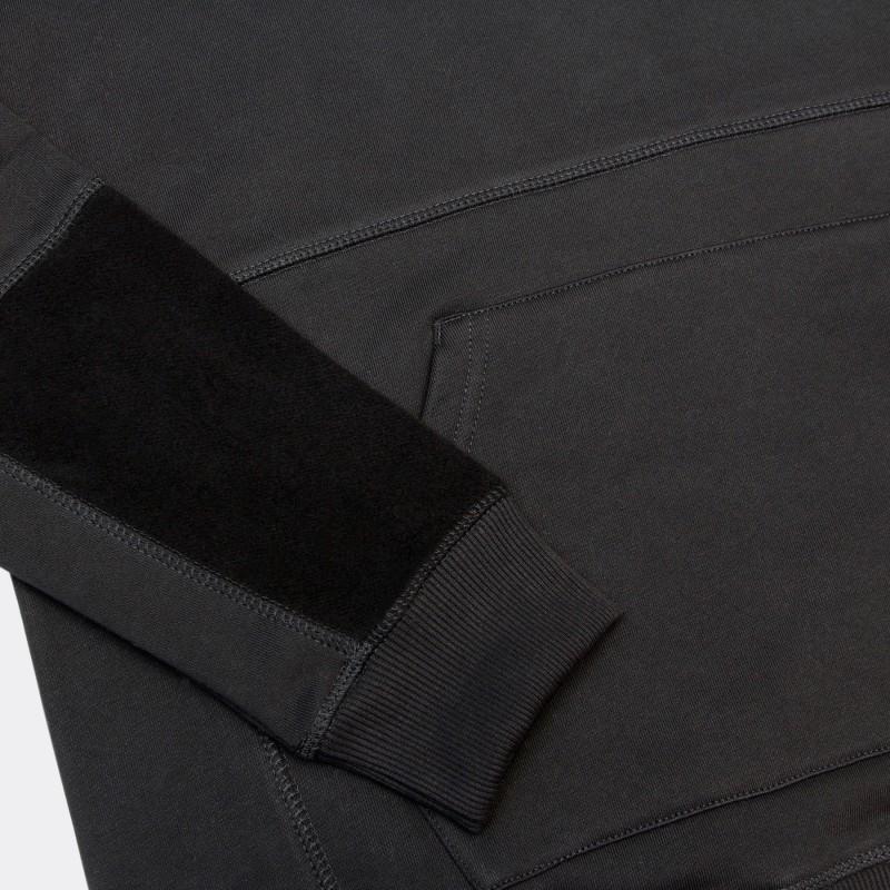Толстовка с вставками Terry Bside black