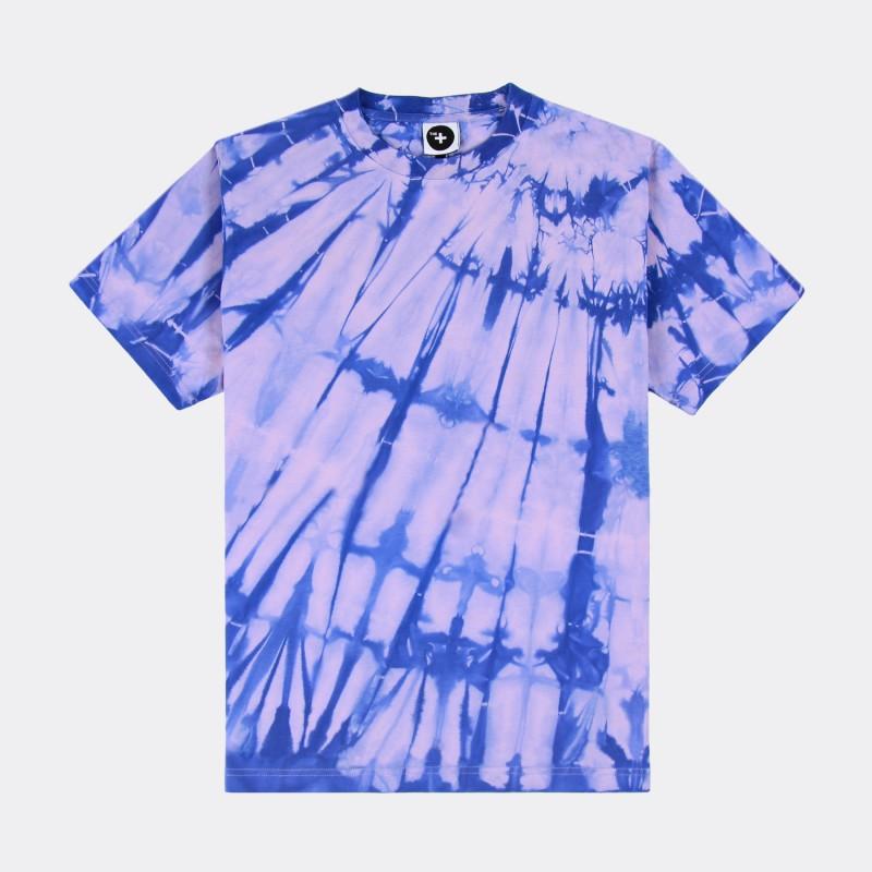 Футболка Gleam Blue Dyed Lilac