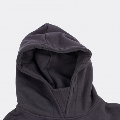 Толстовка с высоким горлом Ascent dark-gray