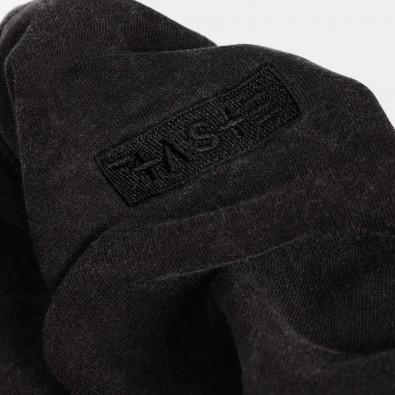 Толстовка Unif basic washed black