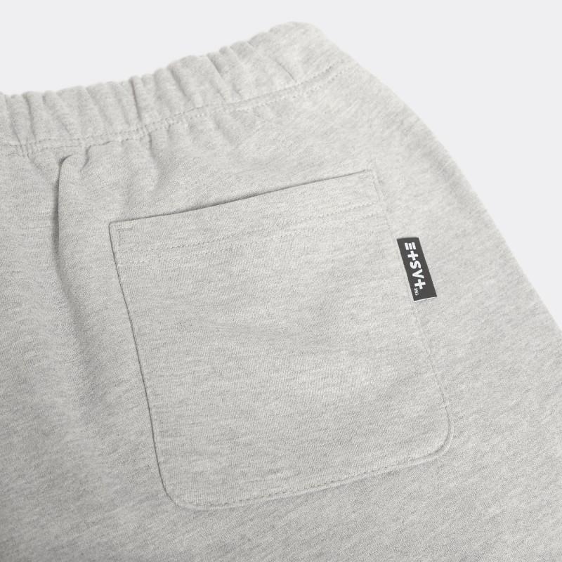 Шорты Unif basic soft gray