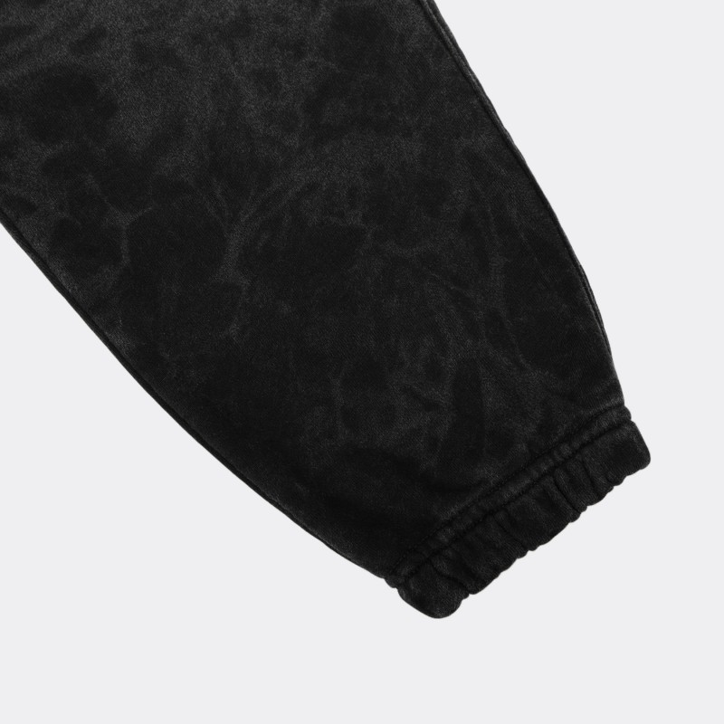 Брюки Unif basic soft washed black