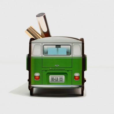 Настольный офисный органайзер Camper (зеленый)