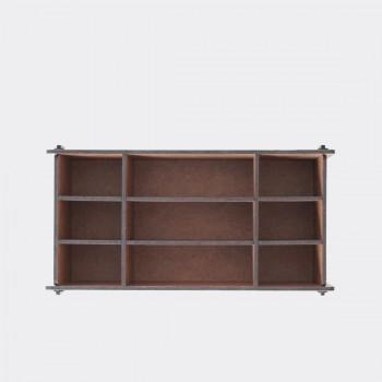 Настольный органайзер Cargo Container (коричневый)